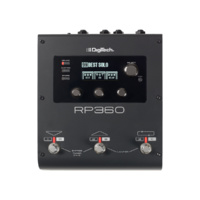 Digitech RP-360 Guitar Effects Processor