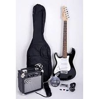 SX Electric Guitar & amp Pack - Left Handed