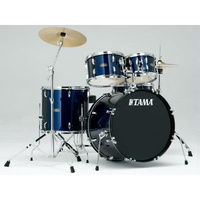 Tama Stagestar 5 Piece Drum Kit - Dark Blue Finish