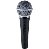 Shure SM48 Vocal Microphone with Switch