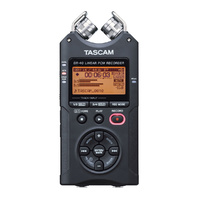 Tascam DR-40 Handheld Digital Recorder