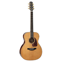 Takamine Thermal Top Series Orchestral AC/EL Guitar