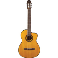 Takamine GC3 Series AC/EL Classical Guitar with Cutaway