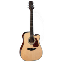 Takamine G10 Series Dreadnought AC/EL Guitar with Cutaway