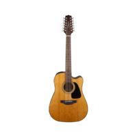 Takamine G30 Series 12 String Dreadnought AC/EL Guitar with Cutaway