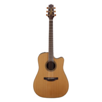Takamine Pro Series 3 Dreadnought AC/EL Guitar with Cutaway