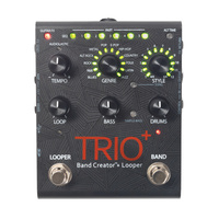Digitech Trio Plus Band Creator Pedal W/ Looper