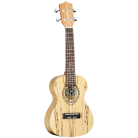 TANGLEWOOD TWT10 TIARE CONCERT UKULELE ALL SPALTED MAPLE WITH BAG