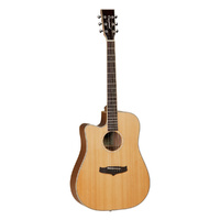 Tanglewood TW28CSN-CE Left-Handed Acoustic Guitar