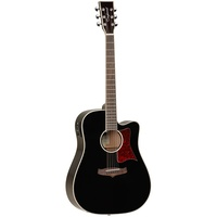 Tanglewood Winterleaf Acoustic Guitar - Black