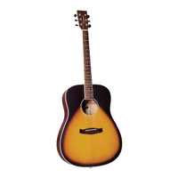 Tanglewood Discovery Dreadnought  - Violin Burst