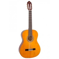 "Valencia 4/4 Size Series 100 Nylon String Guitar ""Natural"""