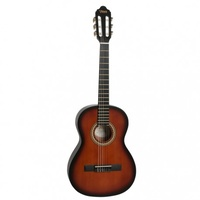 Valencia 4/4 Size Hybrid Model Series 200 Nylon String Guitar