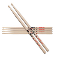 Vic Firth American Classic 2B Drumstick 3 Pack