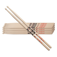 Vic Firth American Classic 7A Drumstick 12 Pack