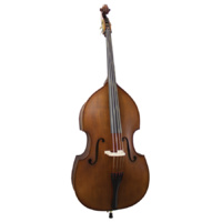 VIVO 1/4 DOUBLE BASS LAMINATE W BAG ANTIQUE FINISH