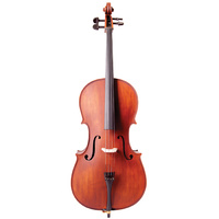VIVO STUDENT CELLO 3/4 OUTFIT Incl Case