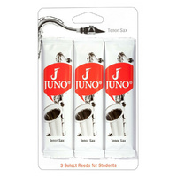 Juno Tenor Sax Reeds - Strength 1.5 - 3 Pack
