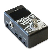 Outlaw Multi Pedal Power Supply & Tuner Iron Horse Power Supply & Pedal Tuner